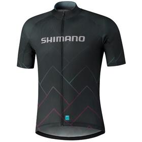 Shimano Team Jersey Men, black
